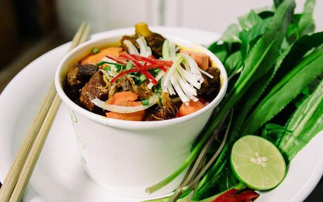 Lê Triệu - Bò Kho Nước Thốt Nốt - Shop Online