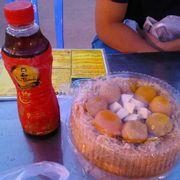 Bông lan trứng muối chà bông phô mai  #drthanhmonquasuckhoe