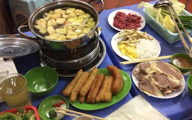 Bò Nhúng Dấm 999 - Trần Xuân Soạn