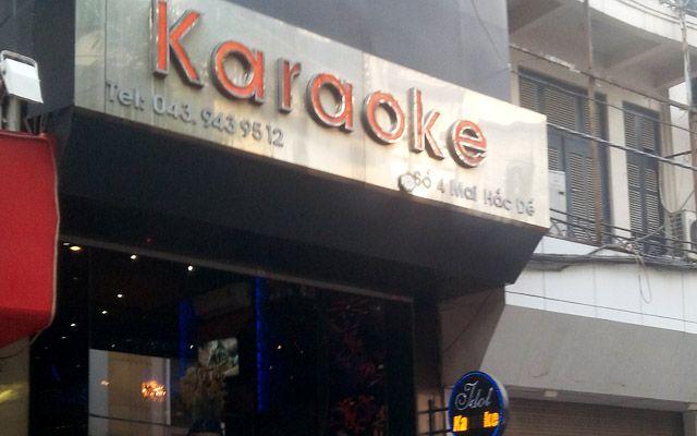 Idol Karaoke - Mai Hắc Đế