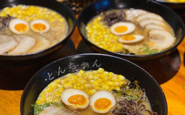 Tonchan Ramen - Mì Nhật