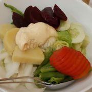 Salad trộn thập cẩm