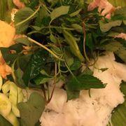 Bún đậu thập cẩm 50k (đủ 2ng ăn)