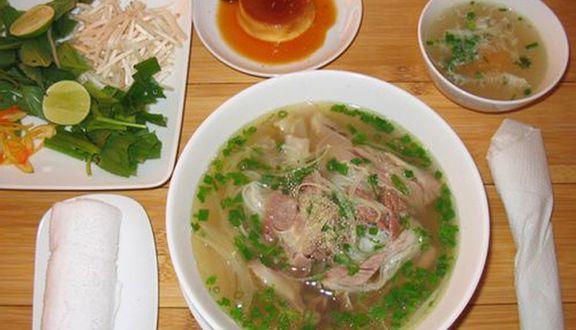 Quốc Tuấn - Phở Bò Nam Định