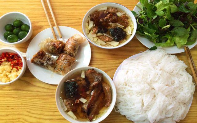 Hùng Thái - Bún Chả Hàng Mành