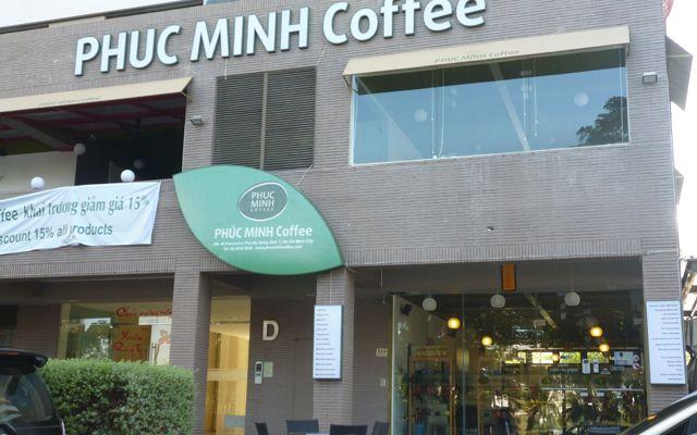 Phúc Minh Coffee - Nguyễn Đức Cảnh