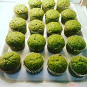 Cupcake trà xanh