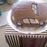 Bánh kem ô tô