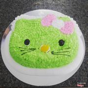 Bánh Kem mèo kute