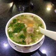 Canh súp sườn
