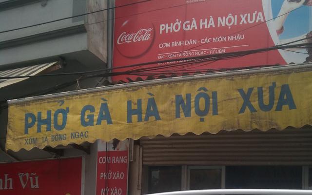 Phở Gà Hà Nội Xưa - Đông Ngạc