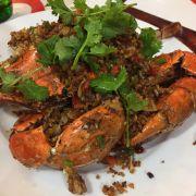 Cua rang tỏi ớt Hồng Kông