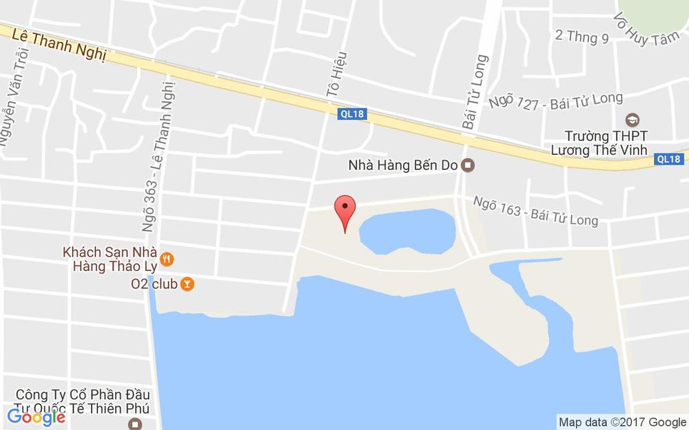 Vị trí bản đồ Khu Bến Do, P. Cẩm Trung Tp. Cẩm Phả Quảng Ninh