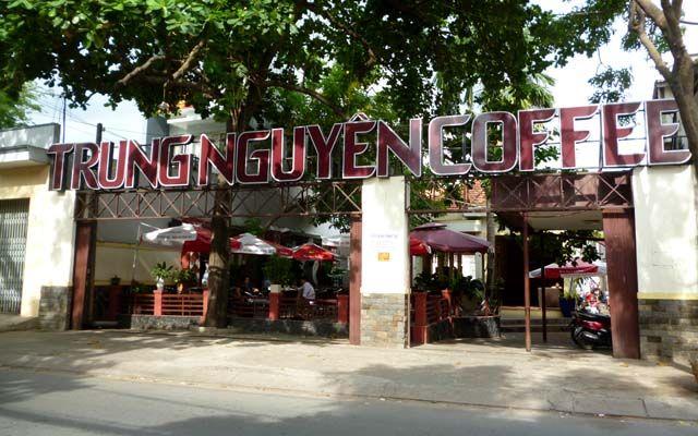 Trung Nguyên Coffee - Nguyễn Văn Quá