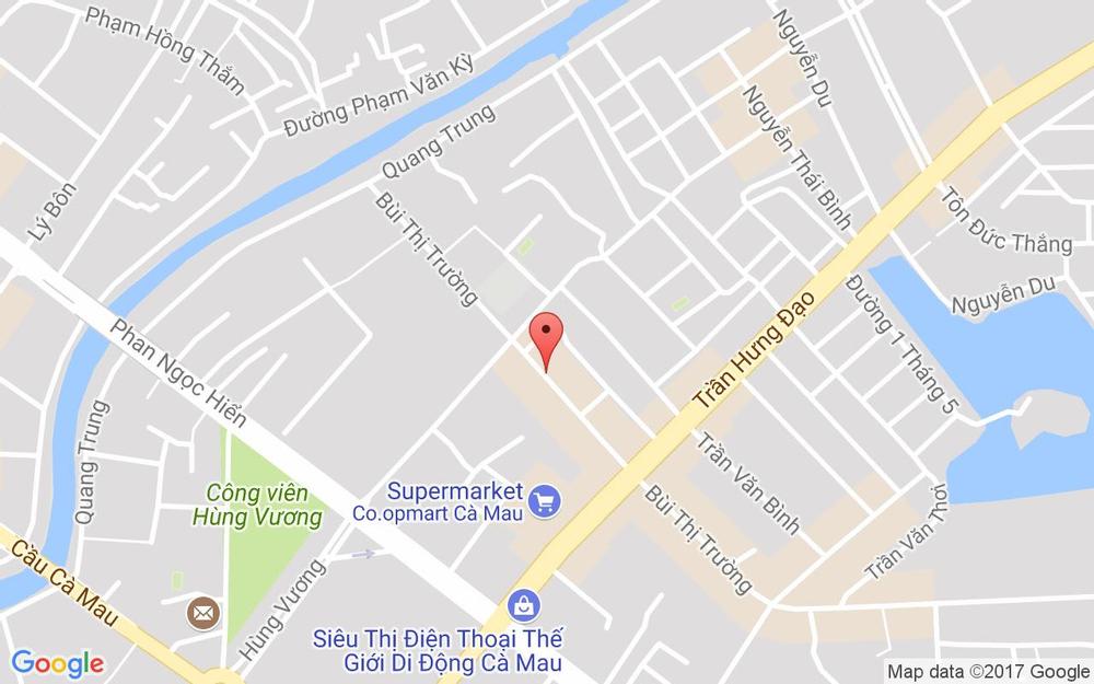 Vị trí bản đồ Thanh Hương - Nem Nướng, Bánh Hỏi ở Cà Mau
