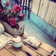Ly Cappuccino thật đẹp, thật ngon và cảm giác thật ấm