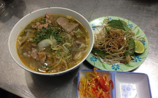 Bún Bò Hoa Lâm - Nguyễn Gia Trí