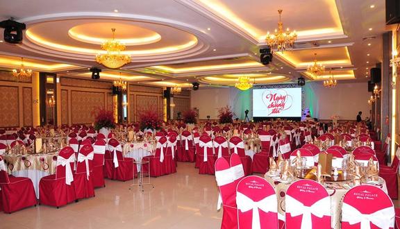Trung Tâm Hội Nghị Tiệc Cưới ROYAL PALACE