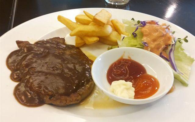 The Corner - Steak And Coffee