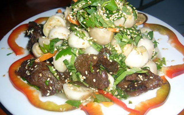 Cơm Chay Lạc Hồng