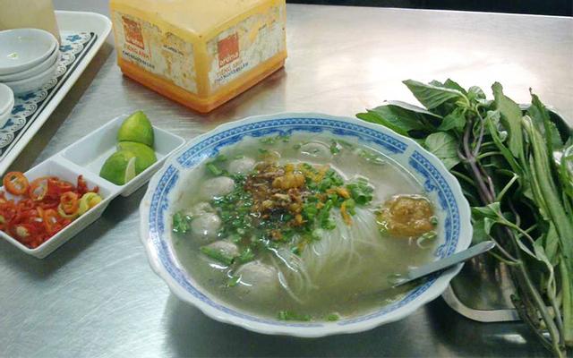 Hủ Tiếu Bò Viên Phước Ký - Nguyễn Trọng Tuyển