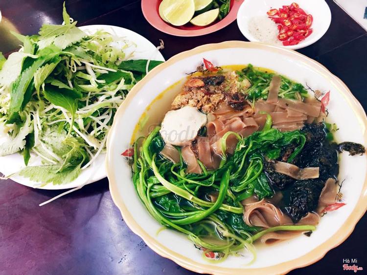 Thái Thanh - Bún Chả & Bánh Đa Cua ở Khánh Hoà