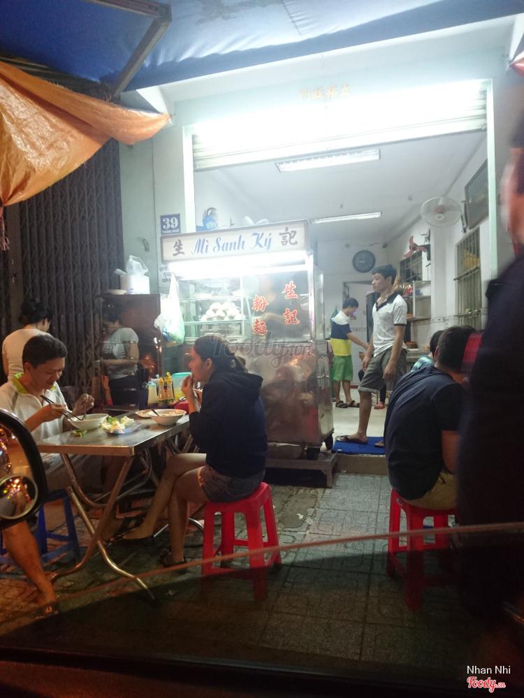 Mì Gia Sanh Ký ở Khánh Hoà