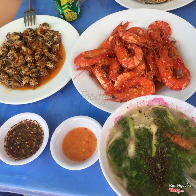 Ốc Xuân Anh ở Khánh Hoà