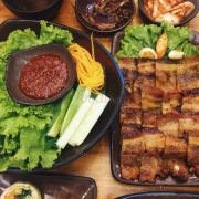 thịt ba rọi nướng