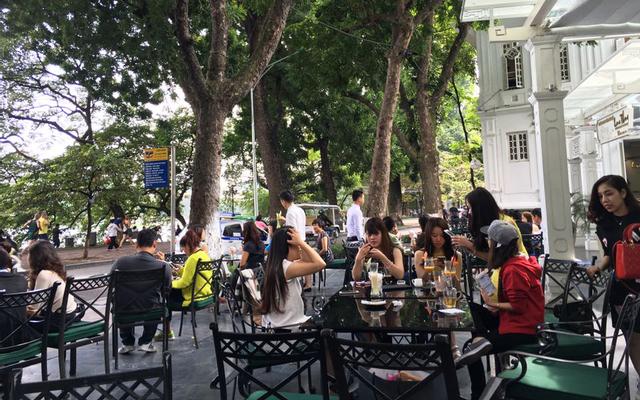 Lục Thuỷ Cafe & Lounge