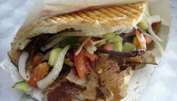Ba Lê - Bánh Mì Thổ Nhĩ Kỳ
