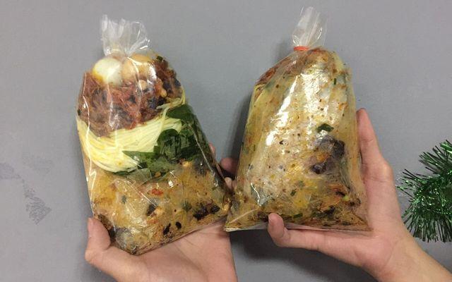 Bánh Tráng Trộn Chú Viên