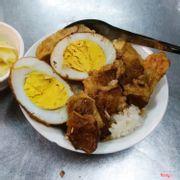 Xôi thịt kho trứng