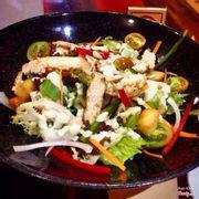Salad mexico. Vừa đẹp vừa ngon