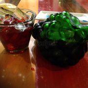 Nước ép hoa quả thảo mộc
