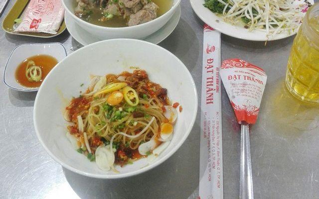 Đạt Thành - Hủ Tiếu Nam Vang - Nguyễn Thị Thập