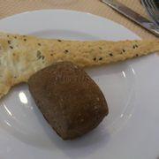 bánh mì đen này ăn rất thơm mùi men bánh đặc trưng