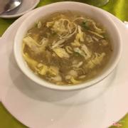Soup cua tóc tiên