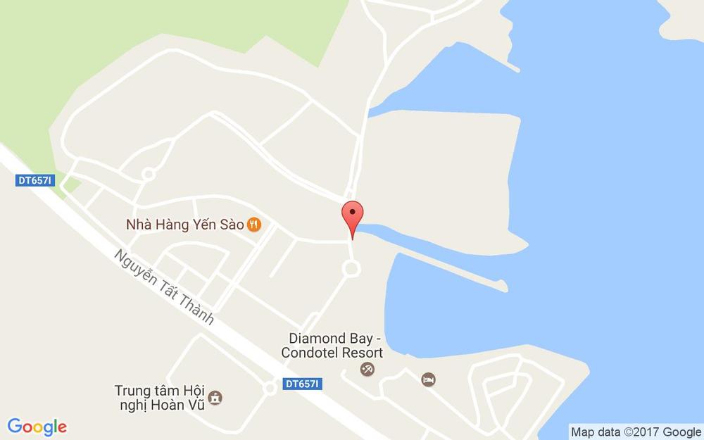 Vị trí bản đồ Nguyễn Tất Thành, Phước Hạ, Phước Đồng Tp. Nha Trang Khánh Hoà