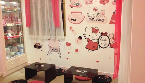 Trà Sữa Hello Kitty