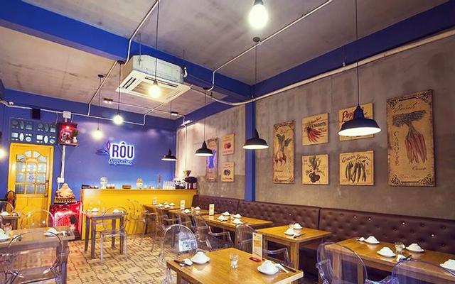 ROU Vegetarian Restaurant - Quán Chay - Trần Hưng Đạo
