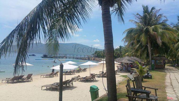 Hòn Tằm Eco Green Resort ở Khánh Hoà
