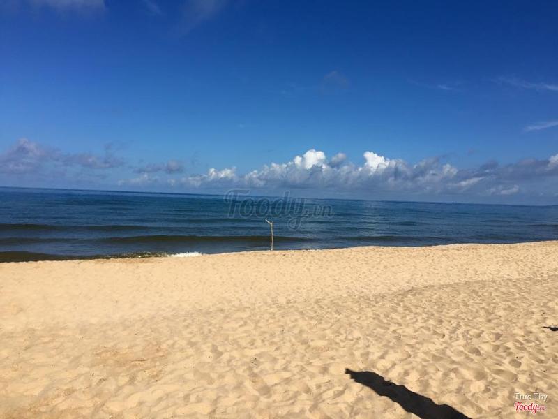 biển xanh chưa này