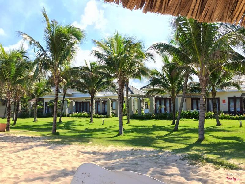 bungalow hướng biển