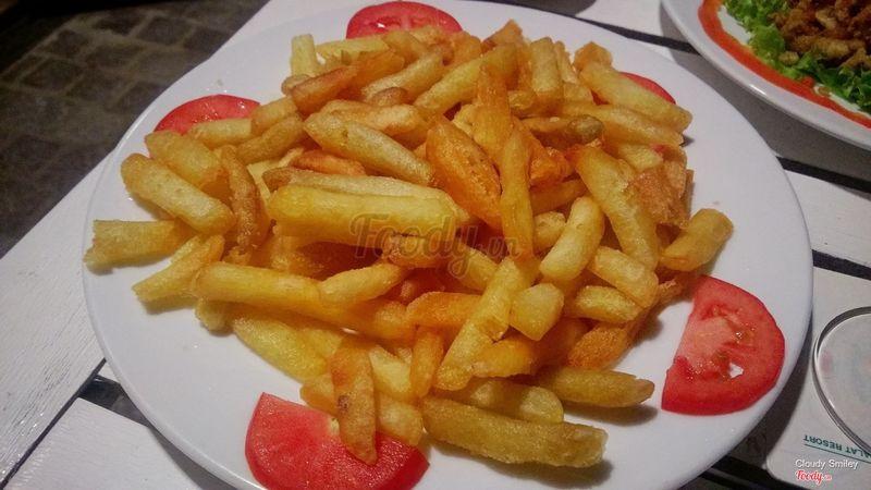 Khoai tây chiên 75k