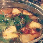 Lẩu Thái chua cay, yum yum.