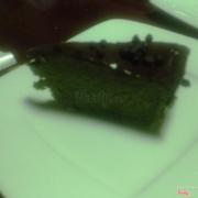 bánh trà xanh choco