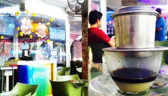Nhật Nguyệt Cafe 6 - Út Tịch