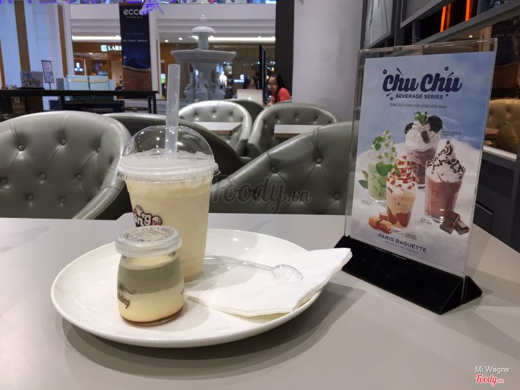 Paris Baguette - Royal City ở Hà Nội