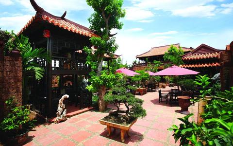 Các quán cafe Rộng Nhất Sài Gòn